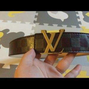 New LU Belt